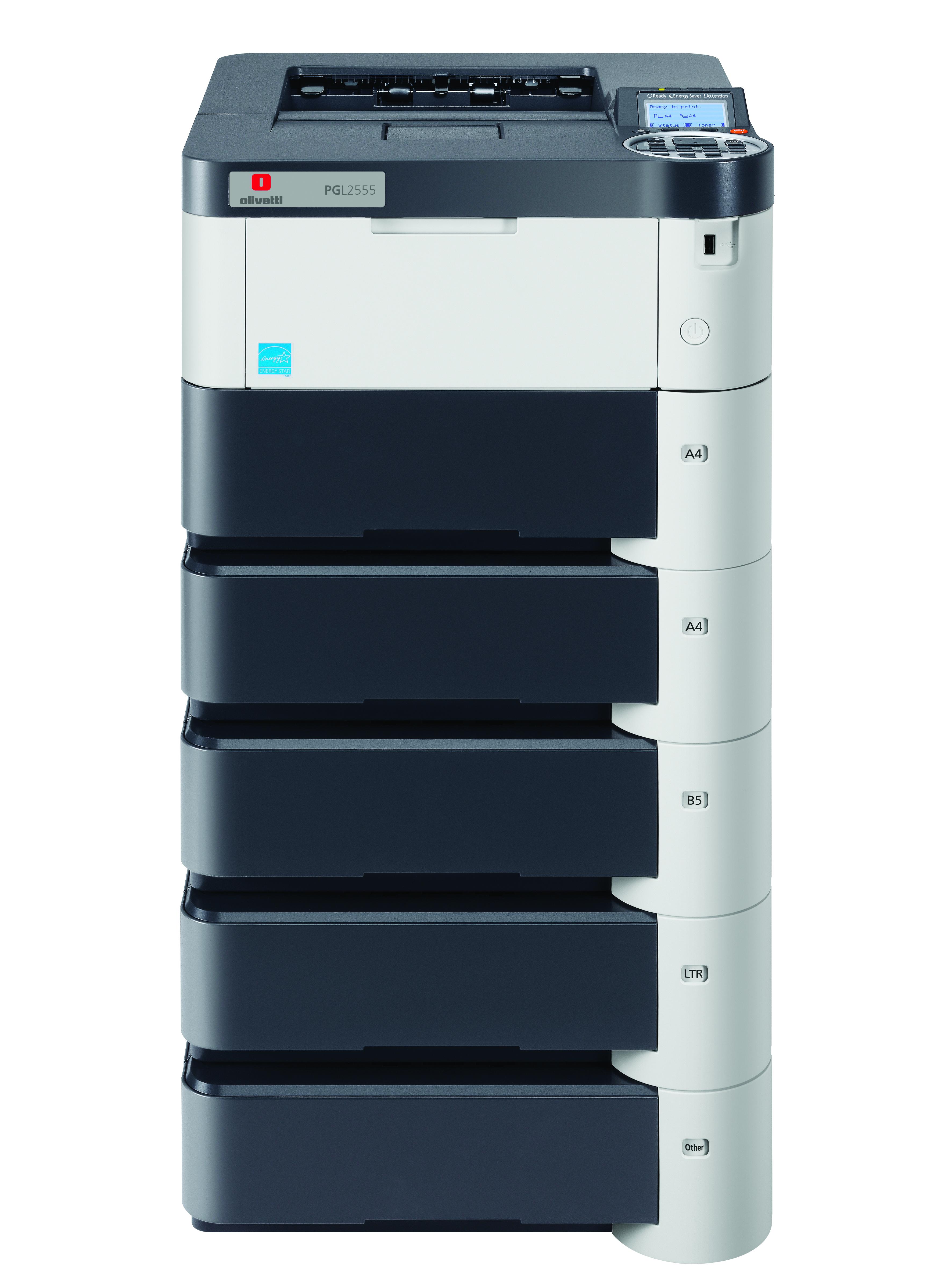 Olivetti – PG L2545 / PG L2550 / PG L2555