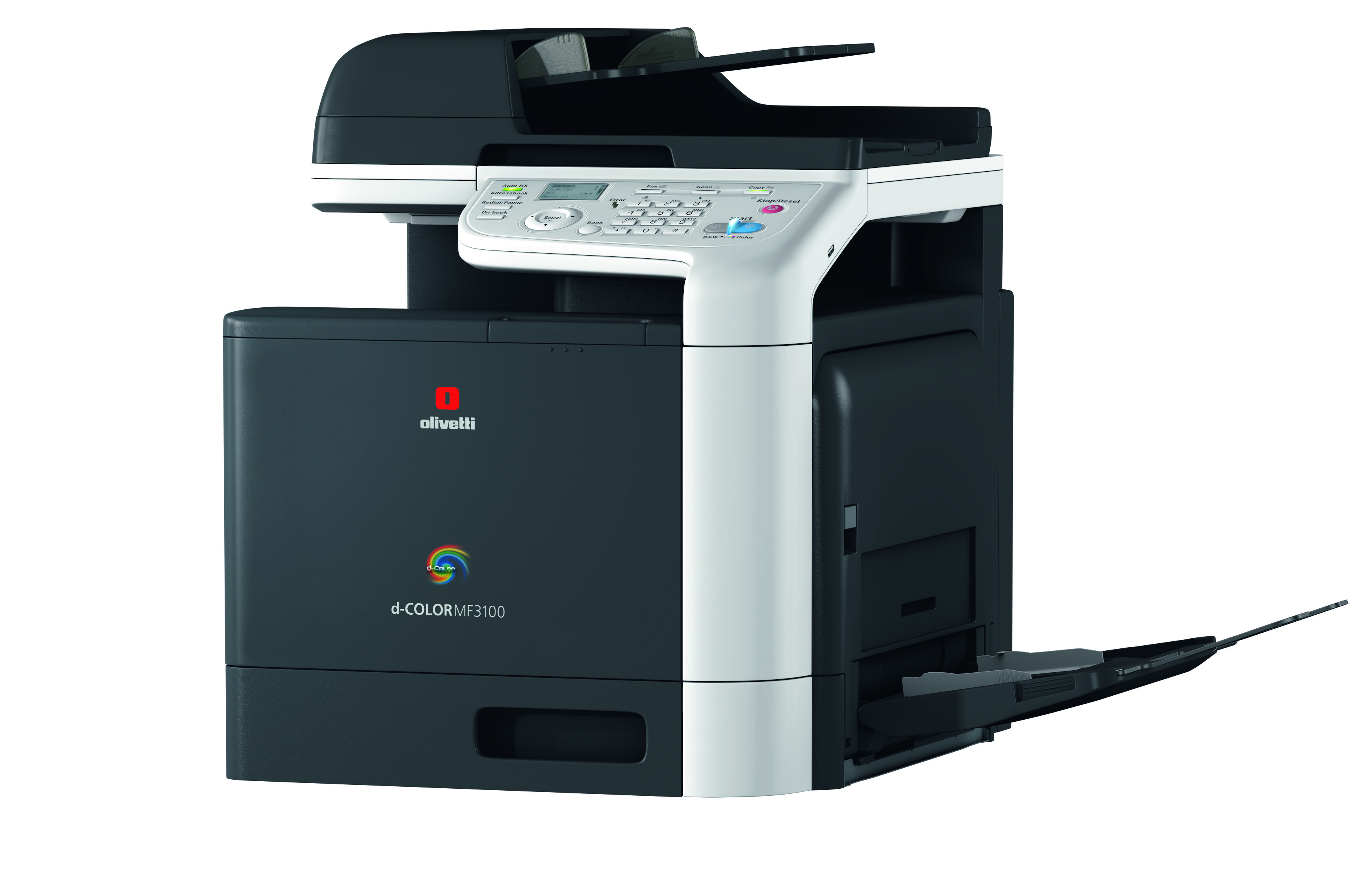 Olivetti – d-Color MF3100