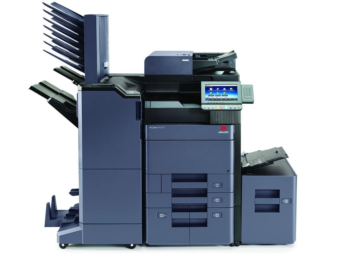 Olivetti – d-Copia 5000MF / d-Copia 6000MF